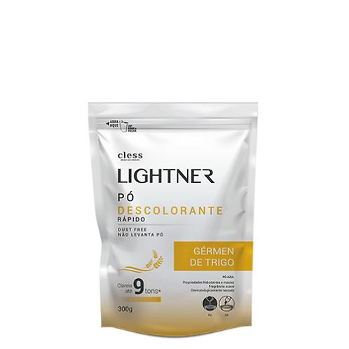 Descolorante em Pó Cless Lightner Gérmen de Trigo Refil 300g