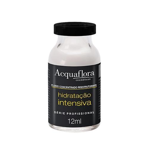 Acquaflora Fluido Concentrado Reestruturante Hidratação Intensiva 12ml
