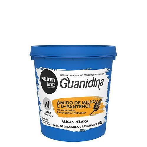 Guanidina Salon Line Amido de Milho e D-Pantenol Super 215g