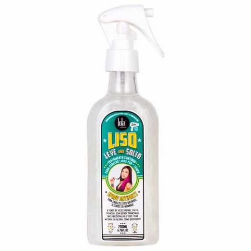 Lola Spray Antifrizz Liso Leve e Solto 200ml