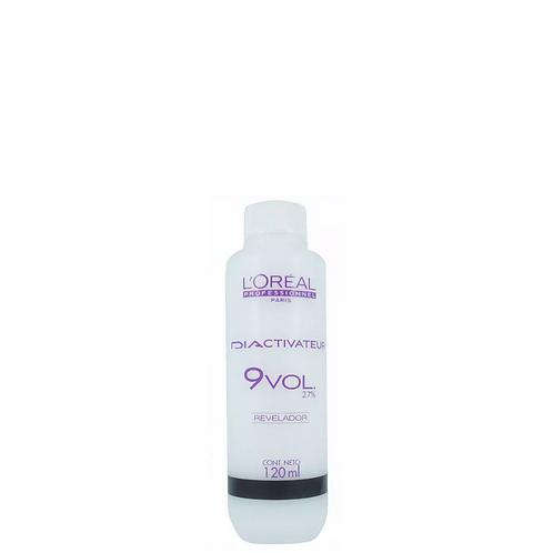 Emulsão Reveladora L'Oréal Profissional Diactivateur 9 Vol 120 ml
