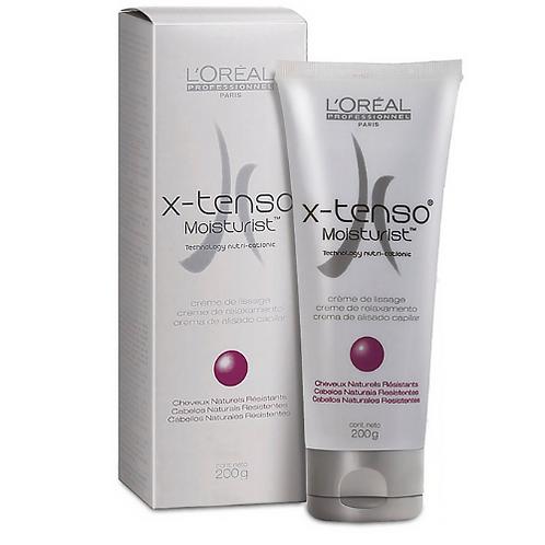 Creme de Relaxamento L'oréal X-Tenso Moisturist Cabelos Naturais 200g