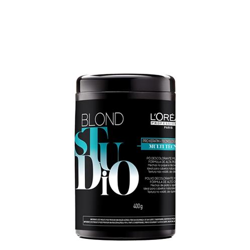 Descolorante em Pó L'Oréal Professionnel Blond Studio 800g