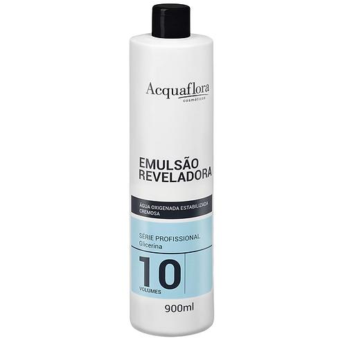 Emulsão Reveladora Acquaflora 10vol 900ml (Água Oxigenada)