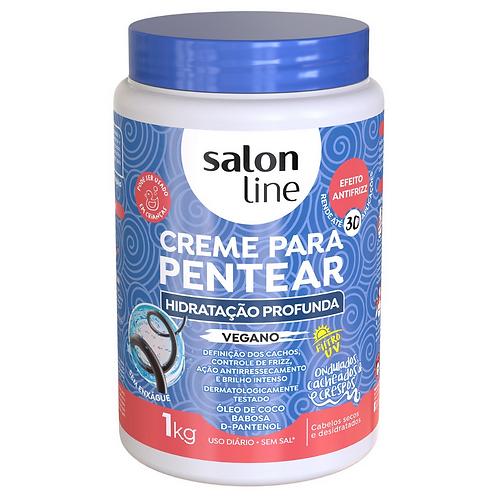 Creme Para Pentear Salon Line Hidratação Profunda 1K