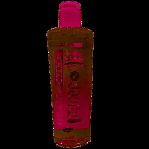 Água Micelar Com Ácido Hialurônico Dermachem 250ml