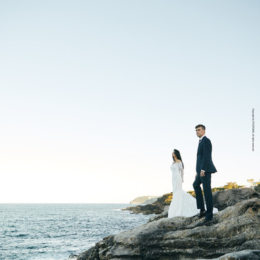 悉尼婚纱照