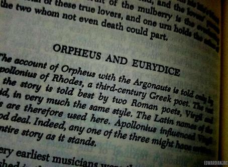 Calliope and Orpheus: A Tone