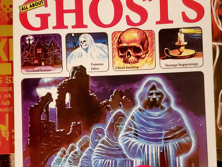 BOOK: Usborne's World of the Unknown: Ghosts