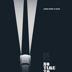 Bond ~ No Time to Die (Billie Eilish's Credit Sequence)