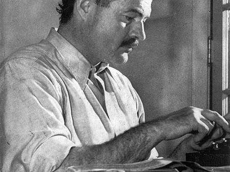 Hemingway: Poetry
