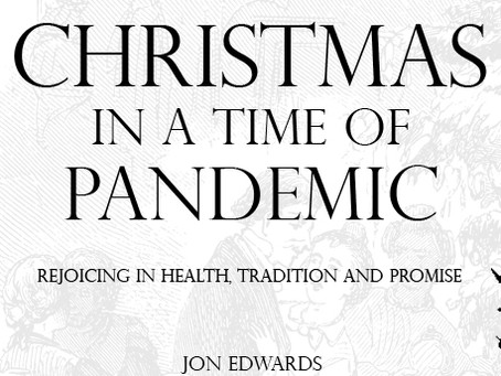 """Christmas in a Time of Pandemic"" Now Available on Lulu"