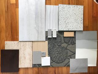 Interior color scheme