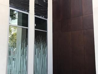 Exterior materials sneak peak