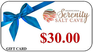 $30.00 Gift Certificate