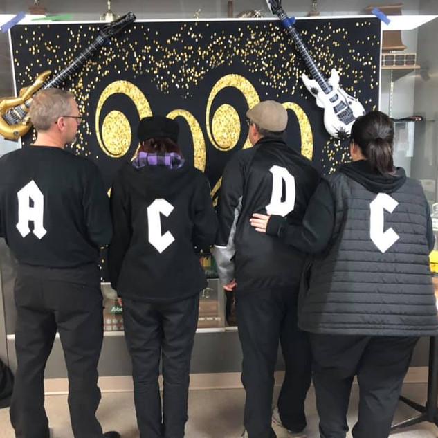 Boss Hogs aka ACDC