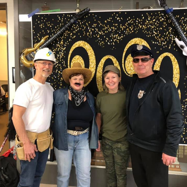 Forever Young aka Village People