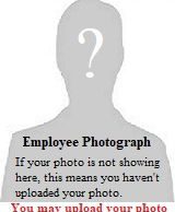 Employee Photograph Placeholder (Please