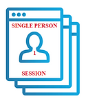 Single Person Salt Cave Session