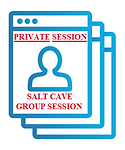 Private Group Salt Cave Session