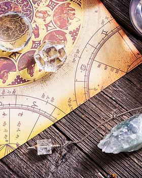 Astrologie-cristaux