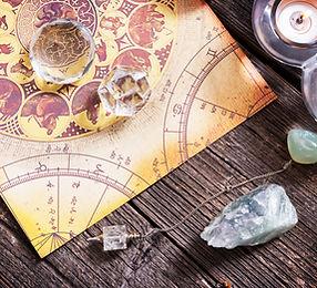 Astrología-Cristales