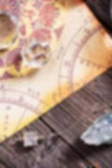 Tarot Cards Pendulum Crystal