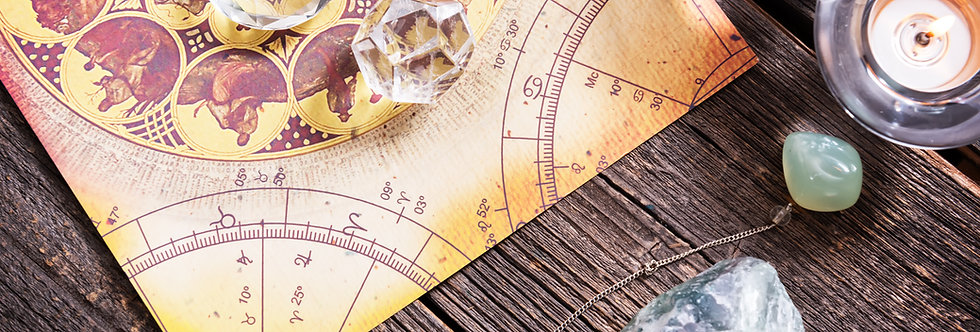 Astrology Reading - In depth birth and natal chart reading