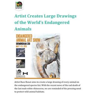 Birmingham Zoo Exhibition