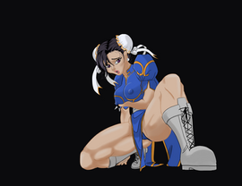 Street Fighter Chunli
