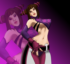Juri Street Fighter