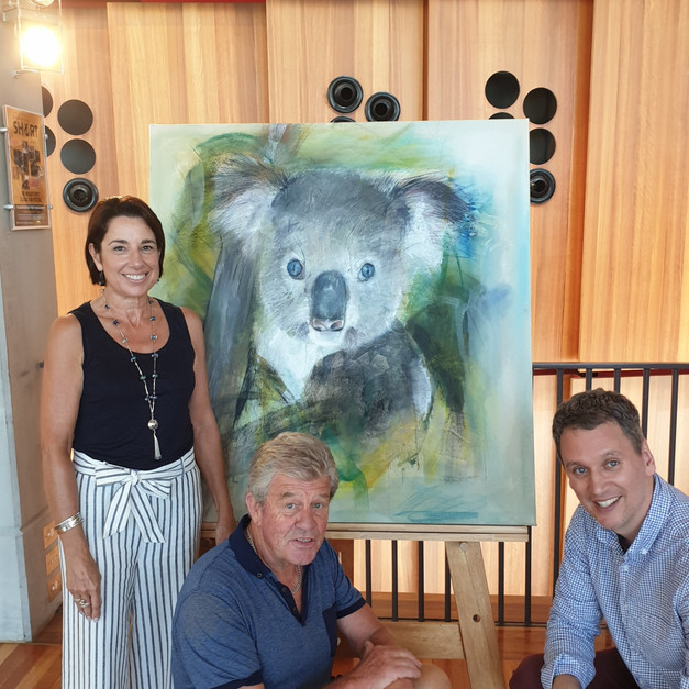 Lion Leo Koala