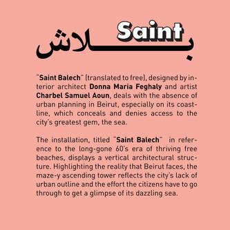 saint balech