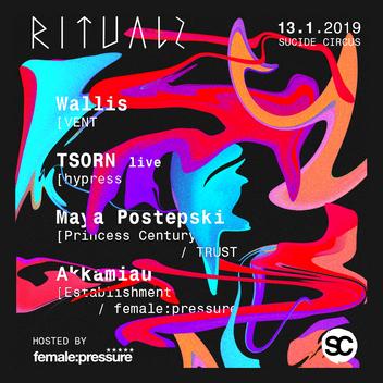 rituals 001