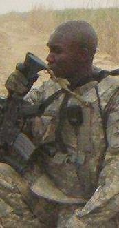 Marcus Cooper, United States Army (Iraq)