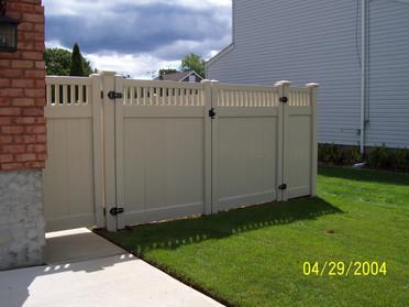 Bellmore Pvc Fence