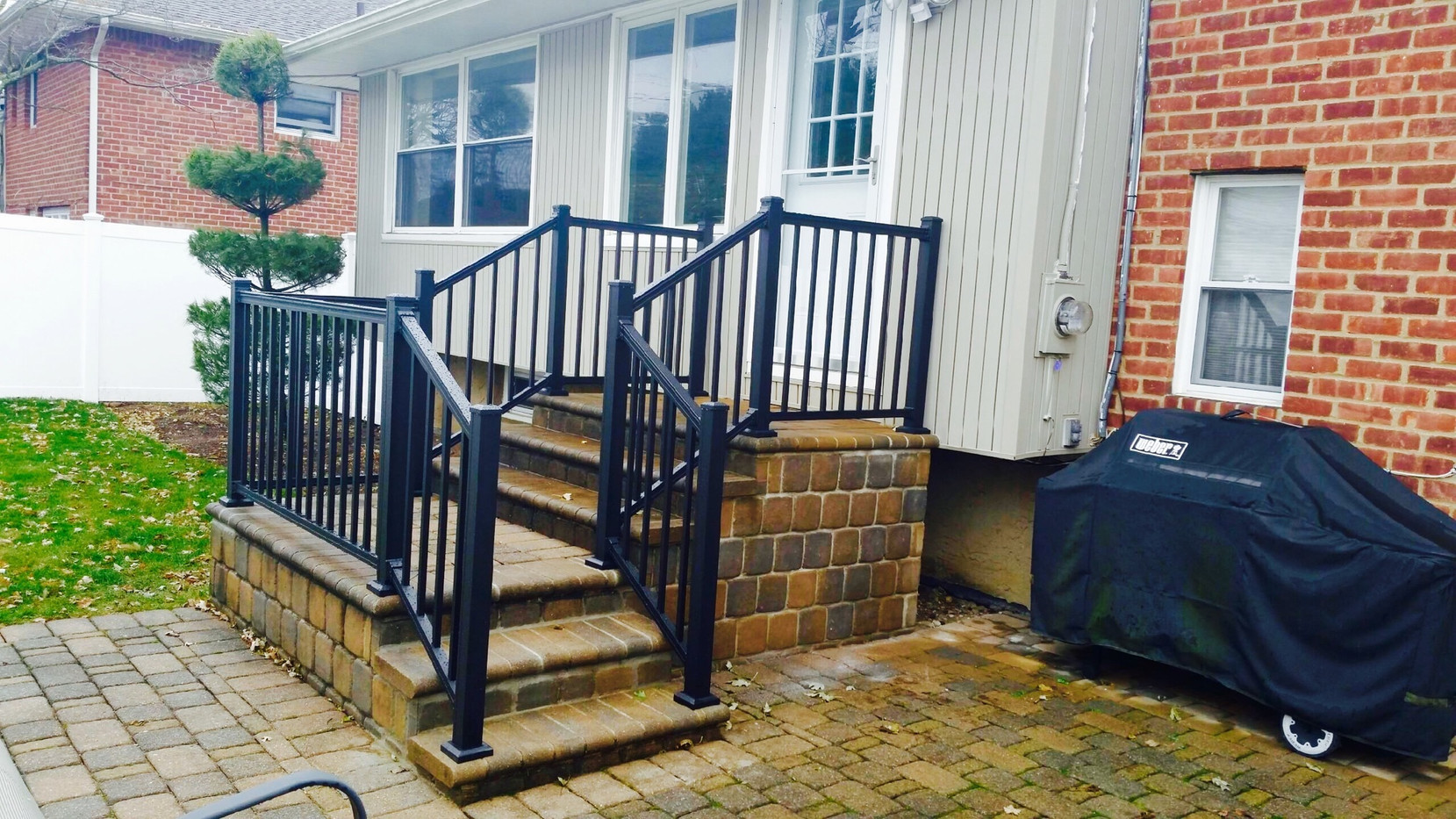 Patio Aluminum Railing