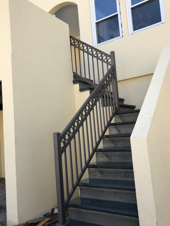 Aluminum Railings Oceanside