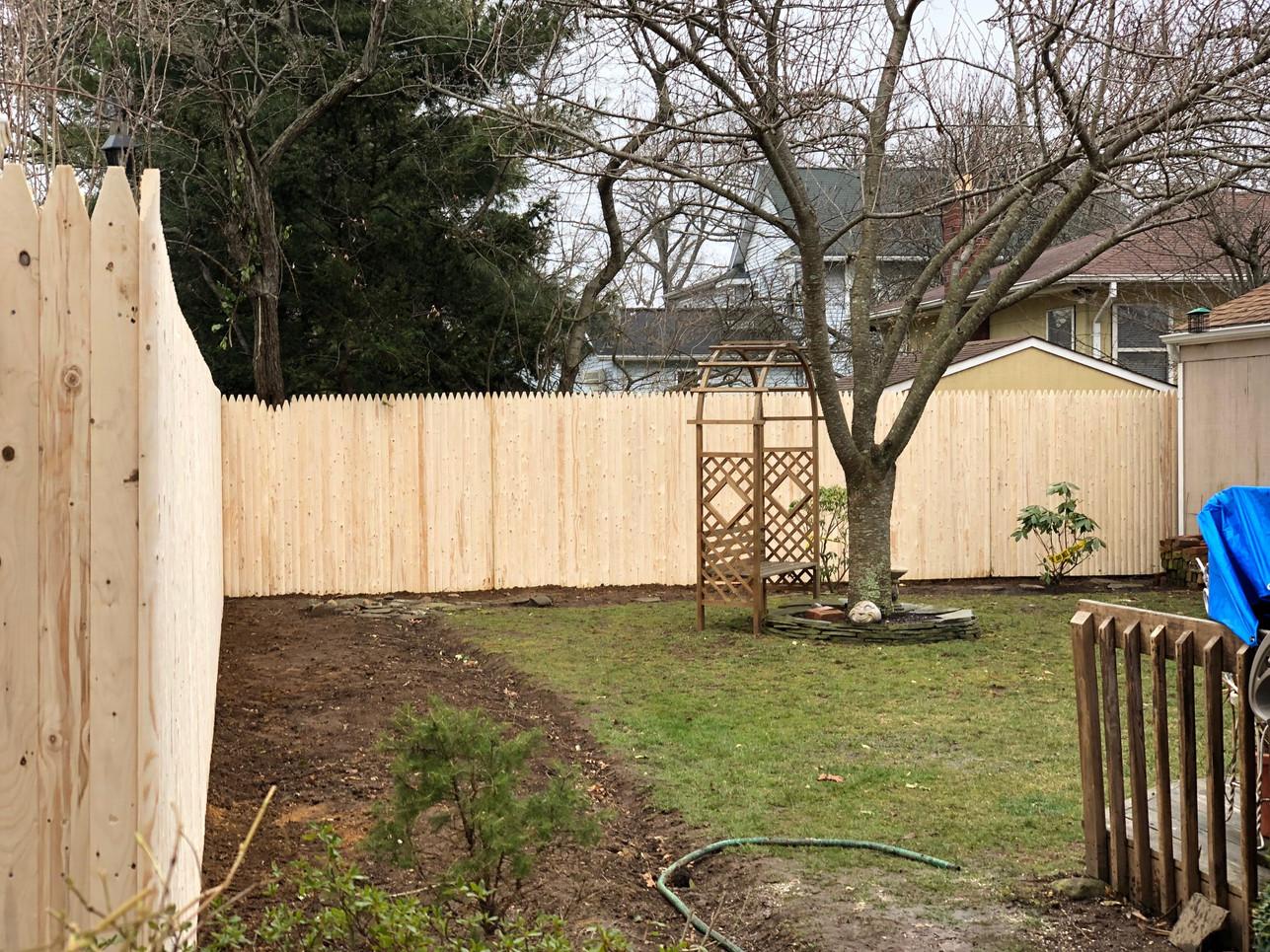 Wood Fence Merrick Ny