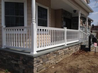 Porch Railings