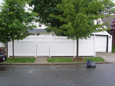 Pvc Fence and Gate