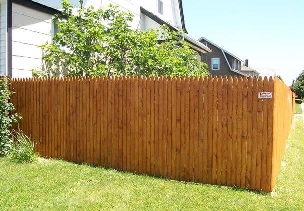 Wood Fence Care