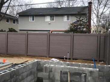 Brookline CertainTeed Fence