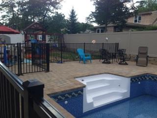 Pool Fence Long Island Ny