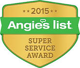 Family Fence 2015 Angies List Award