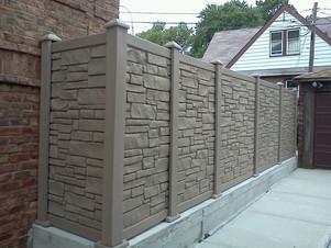 Sherwood Certainteed Fence