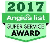 Famiy Fence 2017 Angies List Award