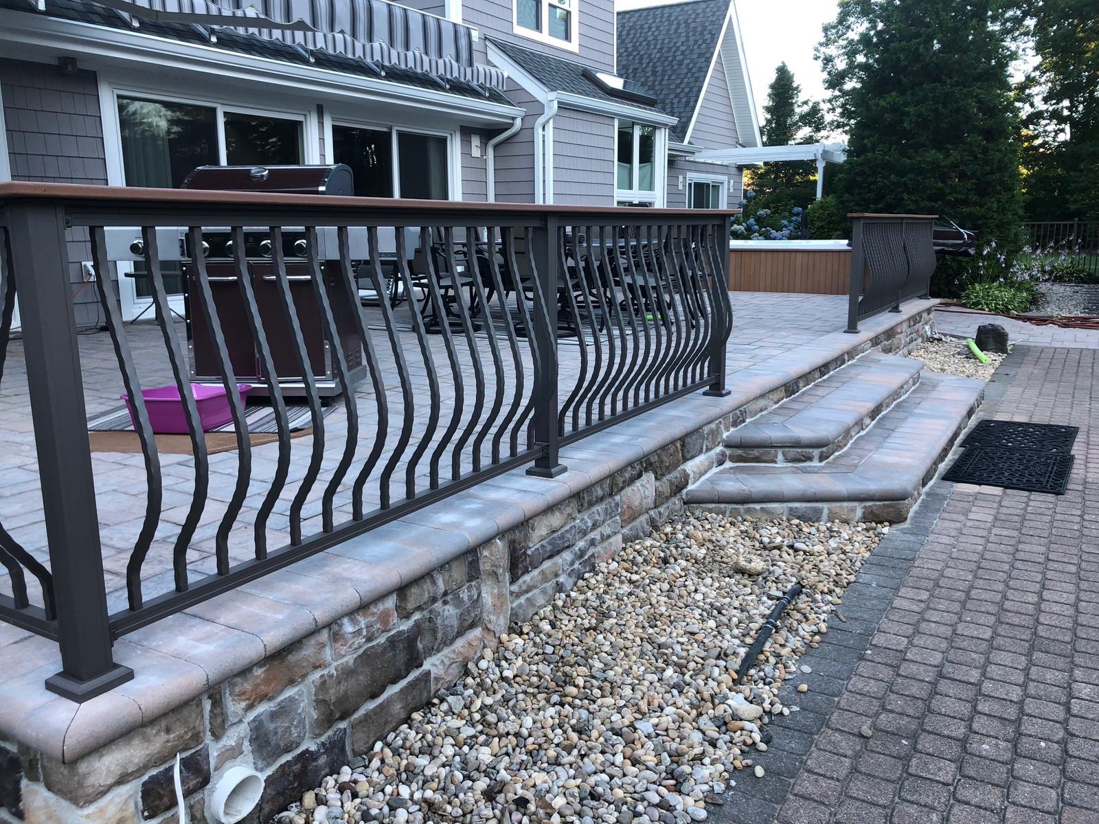 Aluminum Railing Bellmore Family Fence