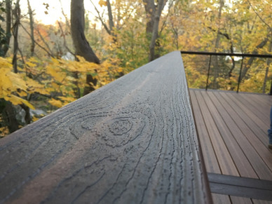 Cable Rail With Deck Board