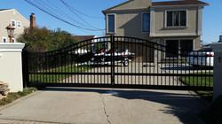 Aluminum Estate Gates